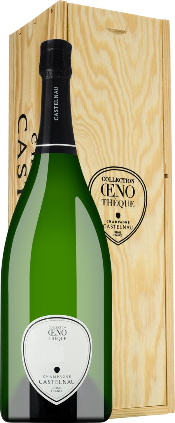 Champagner De Castelnau Collection Oenothéque Brut Millésime  1..., Frankreich, trocken, 0,5l