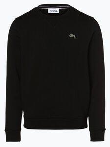 Lacoste Herren Sweatshirt schwarz Gr. 7
