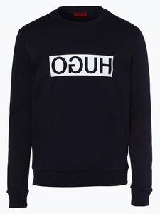 HUGO Herren Sweatshirt - Dicago schwarz Gr. L