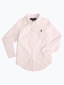 Polo Ralph Lauren Jungen Hemd weiss Gr. 140