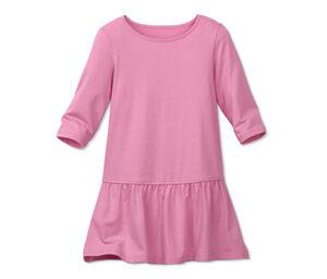 Jerseykleid, rosa