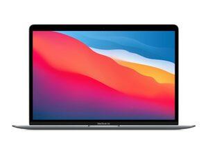 """Apple MacBook Air Ret. 13"""" (2020), M1 8-Core CPU, 8 GB RAM, 1 TB SSD, grau"""