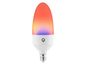 LIFX Candle Colour, WLAN-fähige LED-Lampe, E14