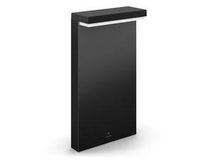 Philips Hue Nyro Sockelleuchte, Outdoor-Erweiterung, LED integriert, schwarz