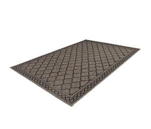 Kayoom Outdoor-Teppich »Splash 300«, grau, ca. 160 x 230 cm