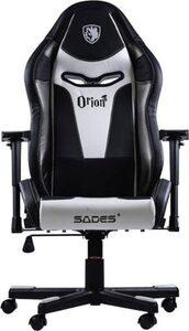 Sades Gaming-Stuhl »SADES Orion SA-AD6 Gaming-Stuhl schwarz/weiß«