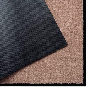 Fußmatte »Triton«, Home affaire, rechteckig, Höhe 7 mm, Schmutzmatte, Schmutzfangmatte, In- und Outdoor geeignet, waschbar