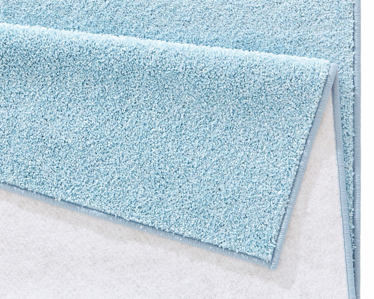 Bild 2 von Teppich »Pure 100«, HANSE Home, rechteckig, Höhe 13 mm, Velours Haptik, Wohnzimmer