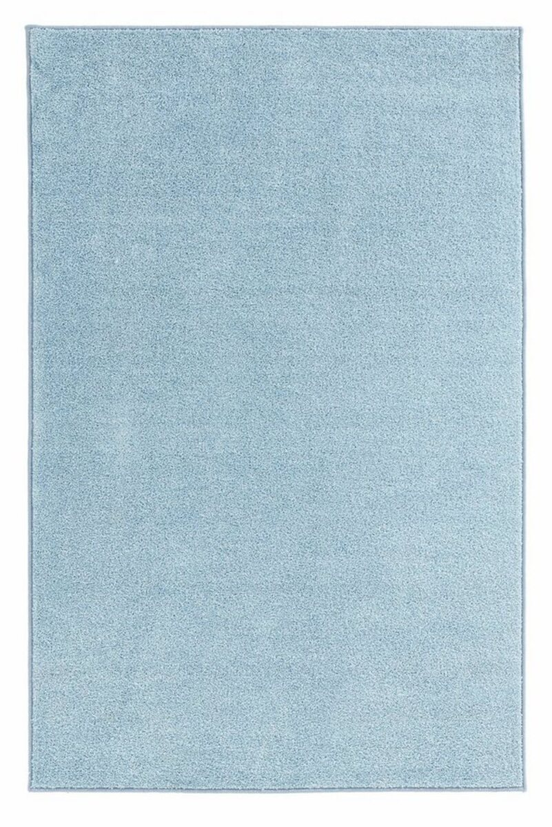 Bild 4 von Teppich »Pure 100«, HANSE Home, rechteckig, Höhe 13 mm, Velours Haptik, Wohnzimmer