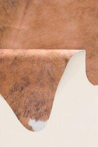 Teppich »Kuhfell-Look«, Home affaire, rechteckig, Höhe 3 mm, Kunstfell, Kuhfell-Optik, Wohnzimmer