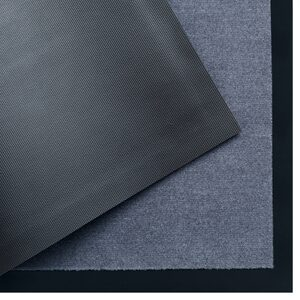 Fußmatte »Magne«, my home, rechteckig, Höhe 5 mm, Schmutzfangmatte, mit Spruch
