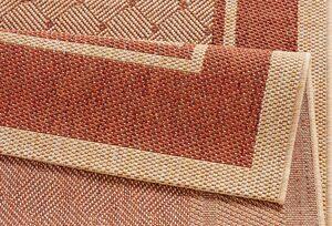 Teppich »Classy«, HANSE Home, rechteckig, Höhe 8 mm, Flachgewebe, Sisal Optik, Wohnzimmer