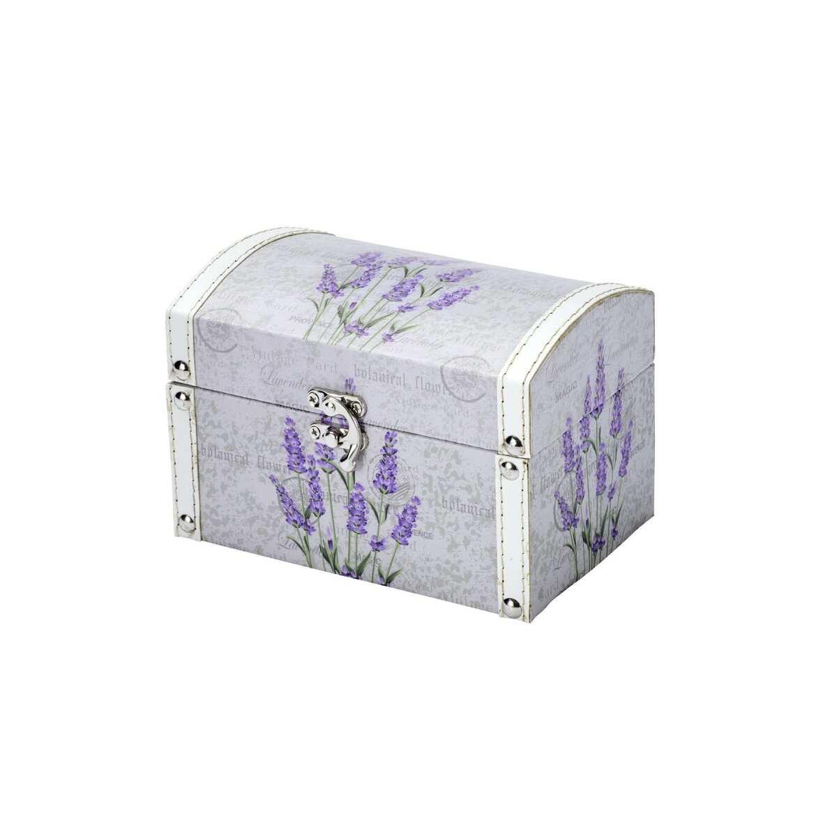 Bild 1 von Deko-Box in tollem Lavendel-Design