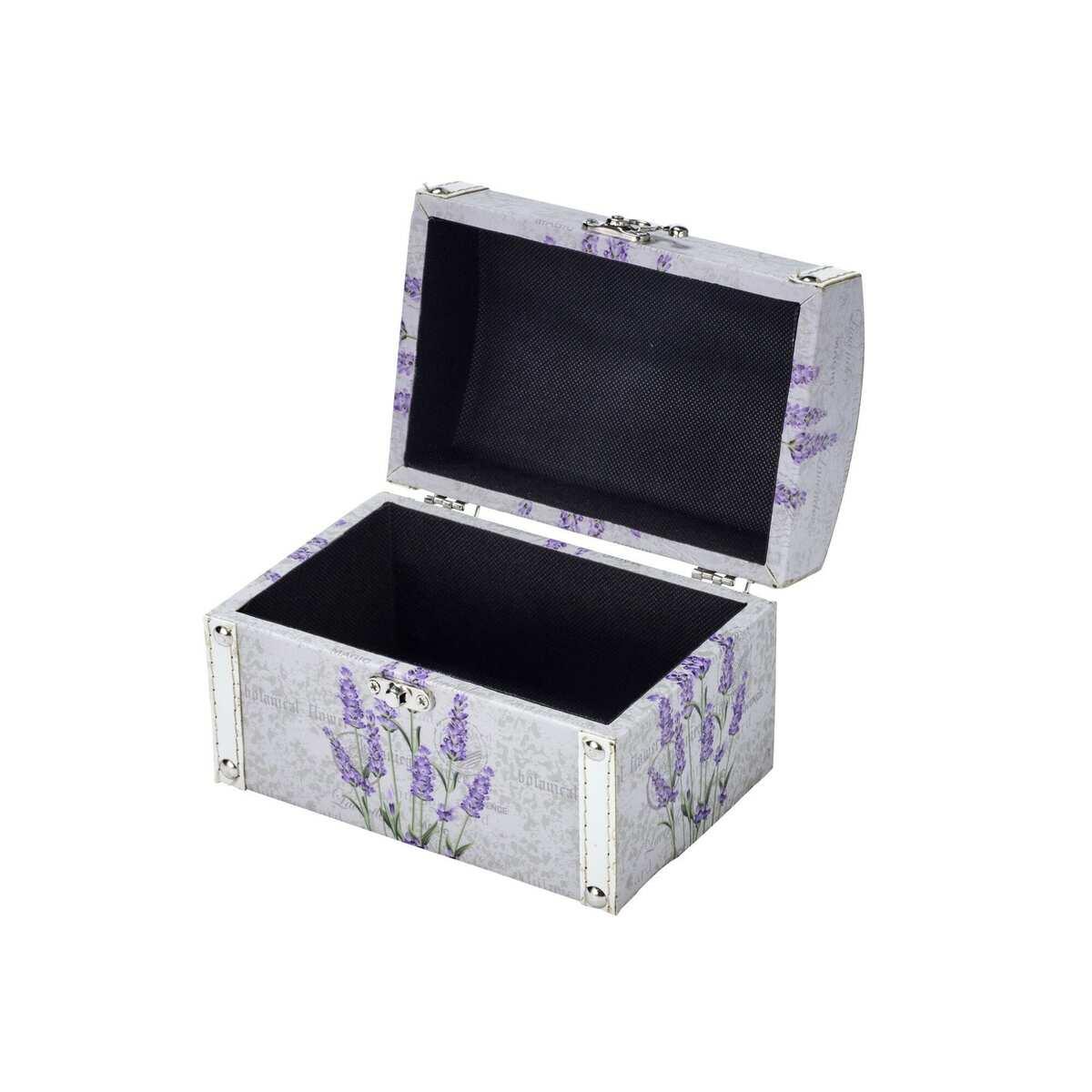 Bild 2 von Deko-Box in tollem Lavendel-Design
