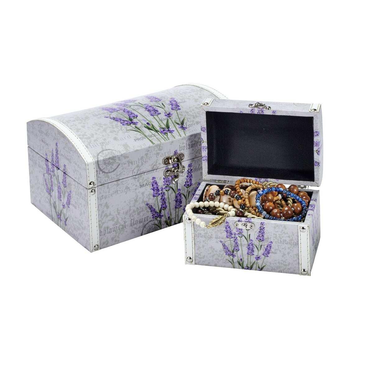 Bild 3 von Deko-Box in tollem Lavendel-Design