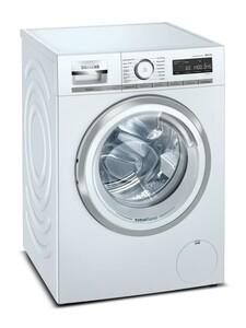 SIEMENS WM14VM93 Waschmaschine (Frontlader, freistehend, 9 kg, A, 1.400 U/Min, iQ700, Nachlegefunktion)