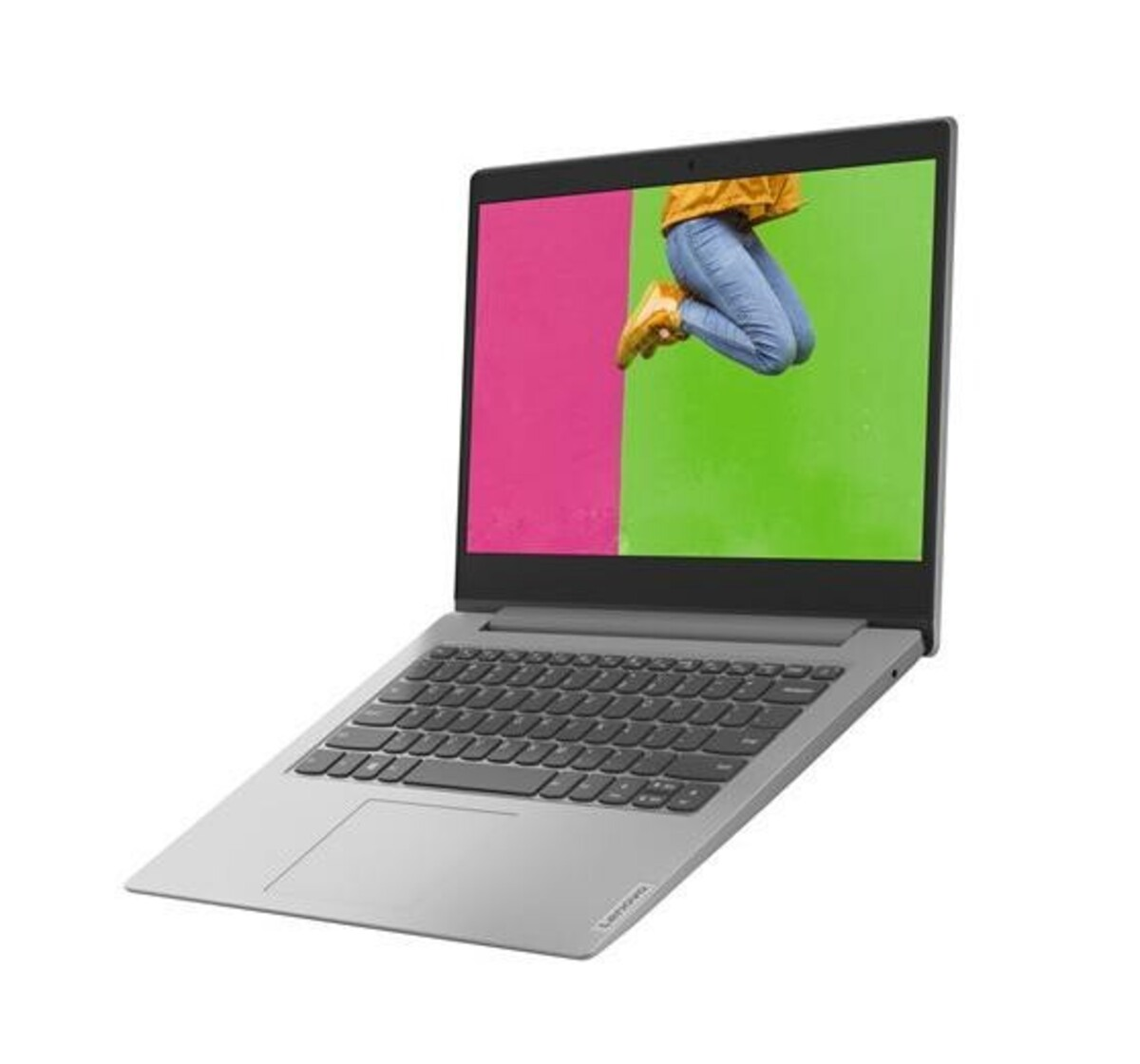 Bild 1 von Lenovo IdeaPad 1i 14ILG05 platinum grey Notebook (Intel Celeron N4020, 4 GB RAM, 128 GB SSD, integrated graphic, 14 Zoll FHD matt, Win 10 S)