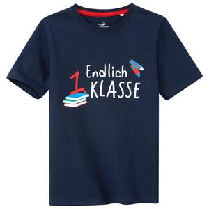 Kinder T-Shirt zur Einschulung