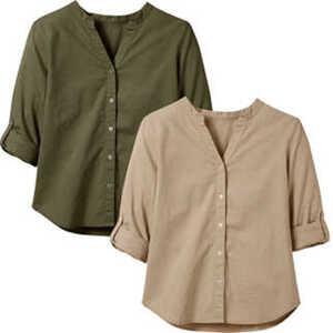 OYANDA® Damen-Bluse