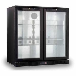 METRO Professional Flaschenkühler GBC3002, 181 l, Schwarz