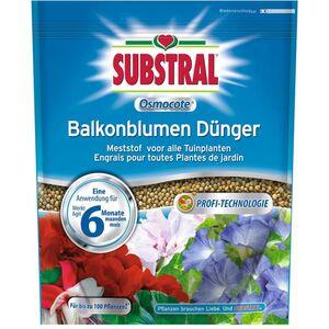 Evergreen Garden Care - SUBSTRAL® Osmocote® Balkonblumen-Dünger 1,5 kg für bis zu 100 Pflanzen