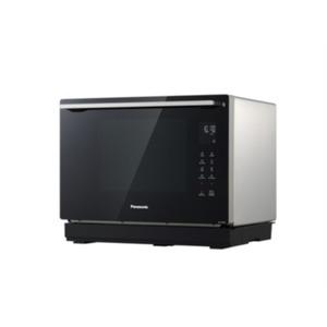 Panasonic NN-CS89LBG 4-in-1 Dampfbackofen mit Mikrowelle 31l