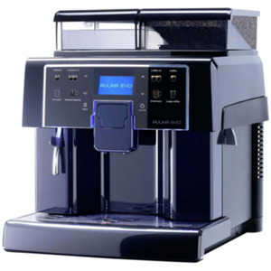Saeco 10000045 Aulika EVO Black Kaffeevollautomat