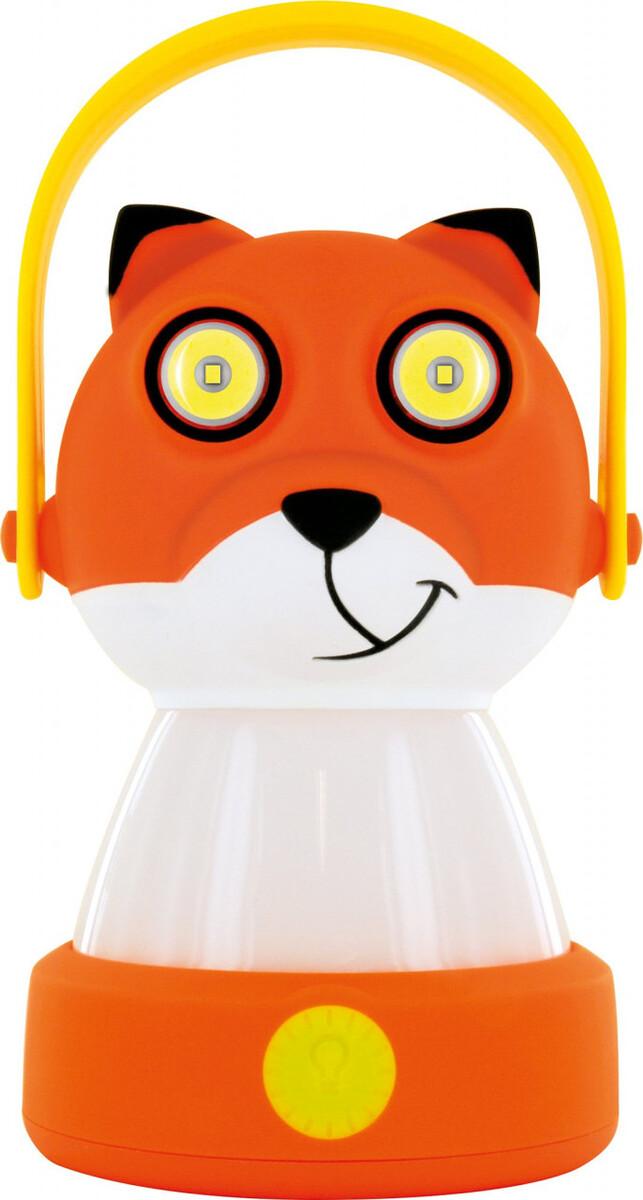 Bild 1 von Schwaiger Campinglampe Fuchs