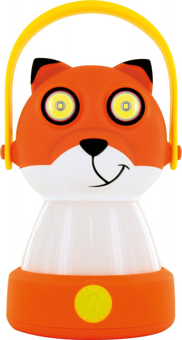 Schwaiger Campinglampe Fuchs
