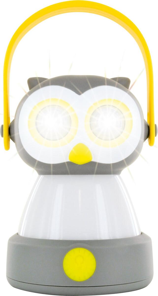 Bild 2 von Schwaiger Campinglampe Eule
