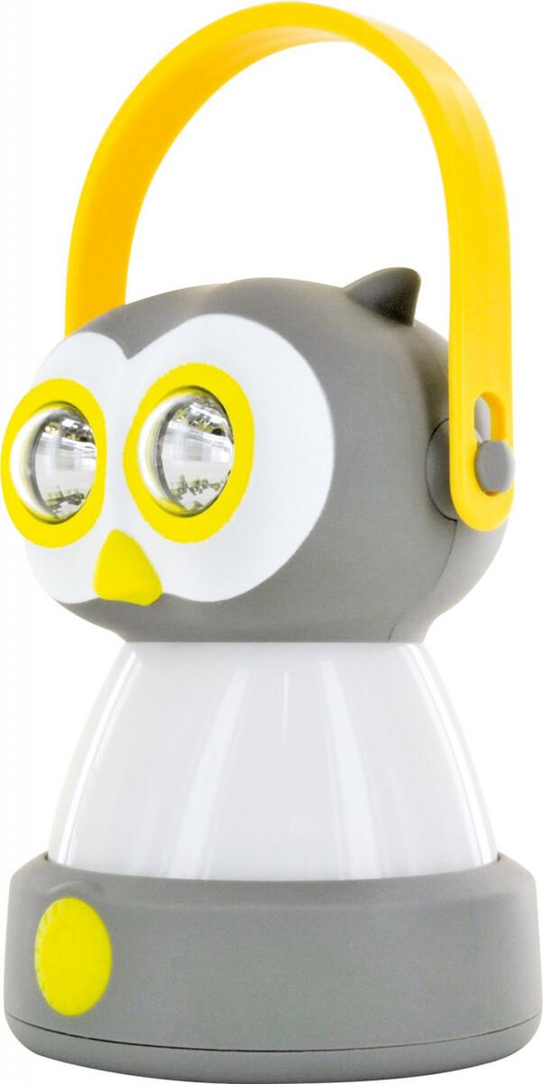 Bild 3 von Schwaiger Campinglampe Eule