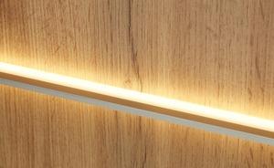 LED-Glasbodenbeleuchtung für Highboard und Vitrine - Lampen & Leuchten