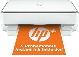 Hewlett Packard ENVY 6030e All-in-One Grau-Weiss