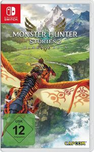 Gaming Monster Hunter Stories 2: Wings of Ruin (Switch)