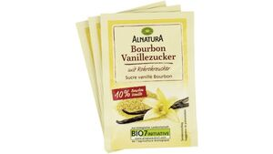 Alnatura Bourbon Vanillezucker (3x8g)