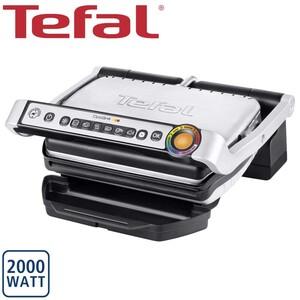 Kontaktgrill Optigrill GC705D • 6 voreingestellte Grillprogramme • Auftau-Funktion • autom. Anpassung der Grilltemperatur • antihaftbeschichtete Grillplatten, spülmaschinengeeignet • G