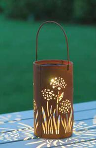 "Garden Dream Solar-Leuchte ""Rostoptik"""