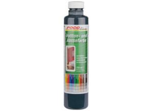 Vollton-und Abtönfarbe anthrazit 750 ml