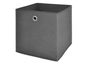 Stoffbox 1 anthrazit