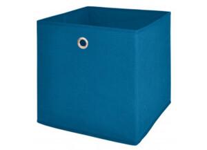 Stoffbox 1 blau