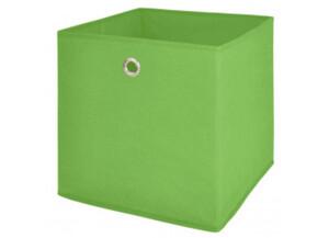 Stoffbox 1 grün