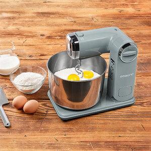 Faltbare Küchenmaschine Grau1