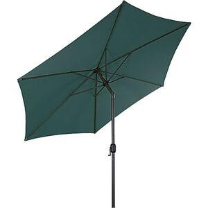 LEX Sonnenschirm mit Knick-Funktion, Grün