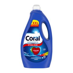 CORAL Colorwaschmittel XXL