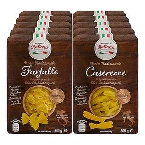 Mondo Italiano 500 g, verschiedene Sorten, 10er Pack