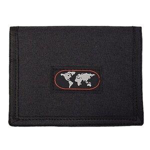 Portemonnaie  (ca. 9,5 x 13 x 0,5 cm) - versch. Farben - schwarz