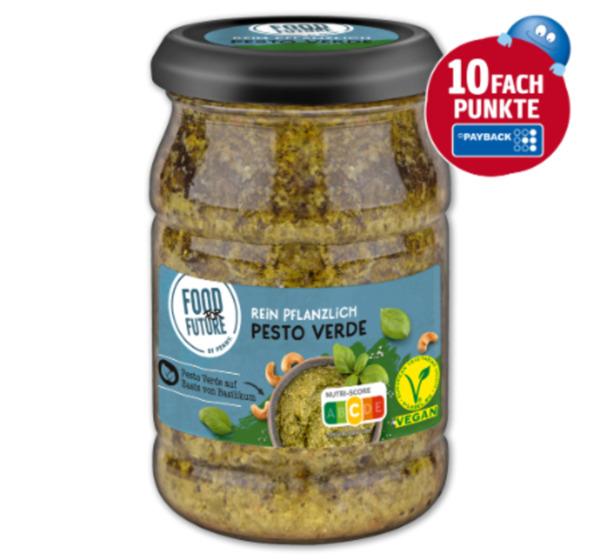 FOOD FOR FUTURE Veganes Pesto