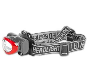 SCHWAIGER LED-Stirnlampe