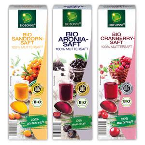 Bio Sonne Bio-Muttersaft 100%