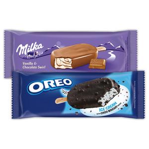 Milka/Oreo Eissticks